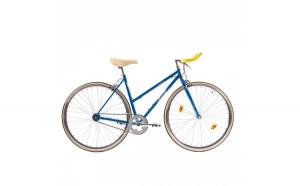 Clasic 2S Bullhorn 50cm F Bleu, Pegas