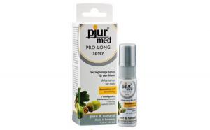 pjur® med PRO-LONG spray - 20 ml spray