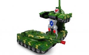 Masina Transformers Tank