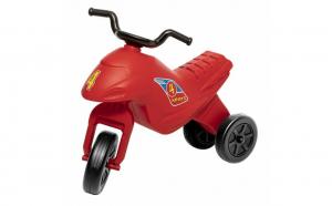 Motocicleta tip tricicleta fara pedale