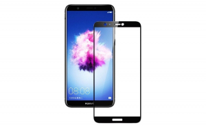 Folie Sticla Huawei P Smart Flippy Full Face Negru