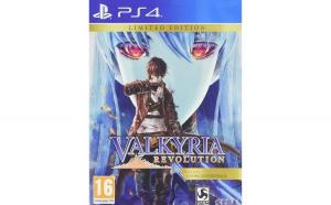 Joc Valkyria Revolution Limited Edition pentru PlayStation 4