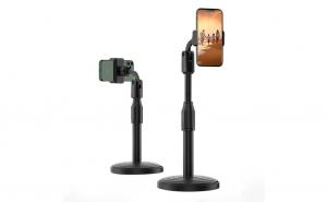 Suport pentru telefon mobil stabil pentru desktop