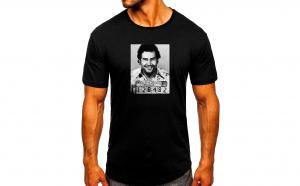 Tricou Bumbac Pablo Escobar