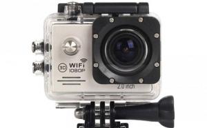 NOU! Camera video sport SJ 7000 1080p WI-FI, Full HD, Wi-Fi, HDMI Negru, la doar 390 RON in loc de 800 RON
