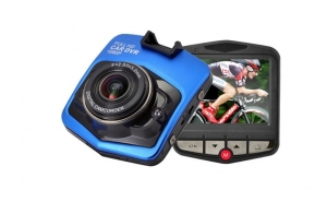 Camera auto DVR FULL HD. Martorul tau permanent in trafic!