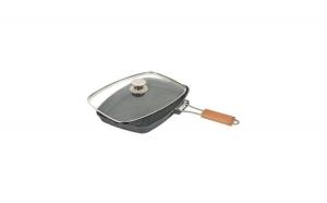 Tigaie grill aluminiu Grunberg