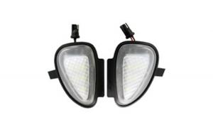 Lampa LED oglinda lumina exterioara 7412 compatibil VW GOLF6 Cabrio 2011.06~  VW Jetta 6 2011.01~