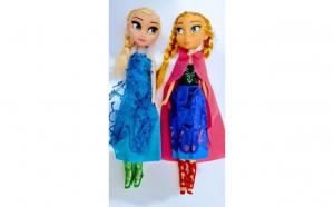 Papusi Anna si Elsa - Frozen