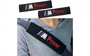 Huse pentru centura de siguranta BMW M POWER