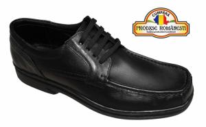 Pantofi din piele - marimi mari