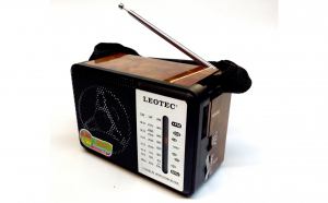 Radio Leotec LT-616 cu 4 benzi radio