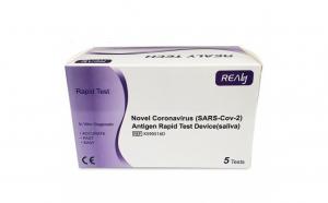 Test Rapid COVID-19 Antigen Saliva set 5 buc