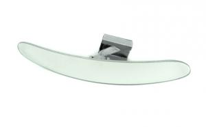 Oglinda profesionala interior cu unghi larg 265 x 65 mm