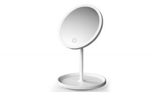 Oglinda cosmetica cu LED si senzor touch