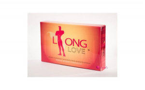 Long Love delay tabs 4 pcs