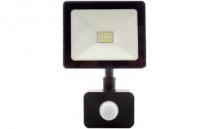 Proiector 10W cu LED si senzor