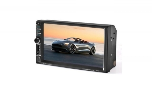 Mp5 Player auto, ecran de 7 inch cu mirrorlink, touchscreen, USB, SD card