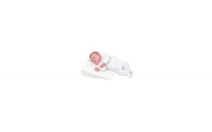 Perna pentru bebelusi cu plan inclinat, contra refluxului, de ajutor in digestie si respiratie 35x25x7 cm