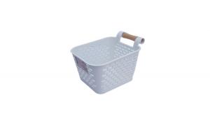 Cos depozitare pentru sertar, Indecor, 15 X 10 X 11cm, alb
