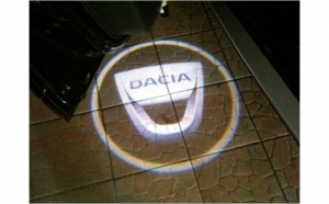 Holograme usi Universale DACIA (cu baterii)