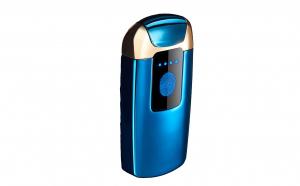 Bricheta MBrands electronica / electrica, Aprindere cu touch, Dublu Arc, Fara Gaz, incarcare USB
