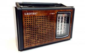 Radio Leotec LT-30lw cu 8 benzi radio