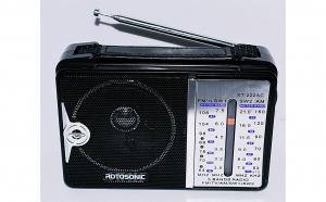 Radio portabil Rotosonic XT-222LW, cu alimentare la 220V