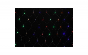 Perdea luminoasa tip plasa 240 LED-uri