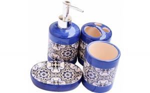 Set ceramica pentru baie compus din 4