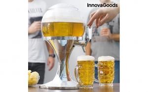 Dozator de Bere InnovaGoods Ball beer, Camping
