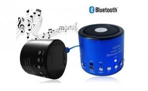 Mini boxa WS-Q9, cu functie bluetooth, mp3, radio, microSD, handsfree, la numai 59 RON in loc de 149 RON