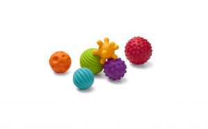 Set 6 mingii moi, pentru bebe