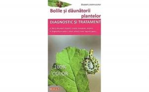 Bolile si daunatorii plantelor, autor Elisabeth Jullien, Jerome Jullien