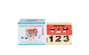 Casa de inteligenta digitala interactiva