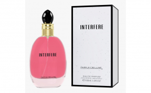 Apa de parfum Interfere, Deluxe, Dama, 100 ml