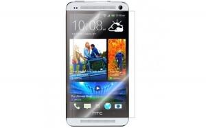 Folie Sticla HTC One M7 Flippy Transparent