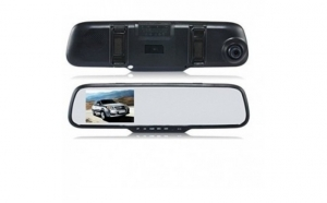 Camera video auto pentru oglinda