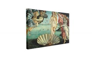 Tablou Canvas Birth of Venus, 70 x 100 cm, 100% Poliester