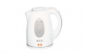 Cana electrica fierbator ECG RK 1550, 1,5 L, 2000 W, plastic de calitate BPA free