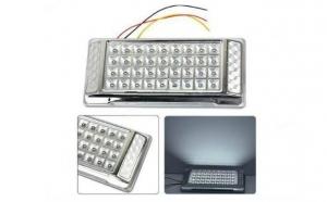 Bec dreptunghiular cu 27 LED-uri pentru interiorul masinii la doar 49 RON in loc de 99 RON