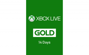 Abonament MICROSOFT XBOX LIVE GOLD 14 DAYS TRIAL MEMBERSHIP