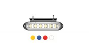 Lampa stroboscopica ALBASTRU 12-24V