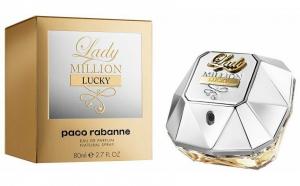 Apa de parfum Paco Rabanne, Lady Million