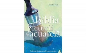 Biblia picturii in acuarela, autor Marylin Scott