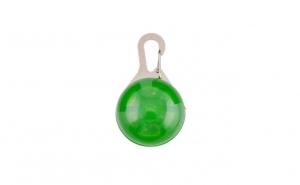 Medalion led verde cu carabina