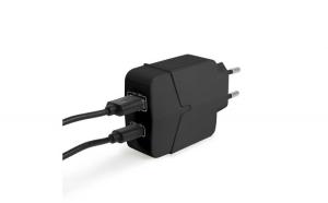 Adaptor de retea USB + Type-C PD18W cu