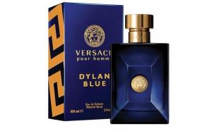 Apa de toaleta Versace Dylan Blue, Barbati, 100 ml