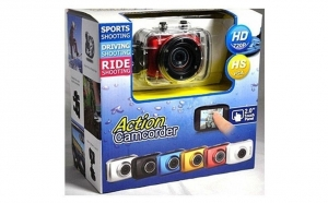 Camera video subacvatica Action Camcorder HD 720p