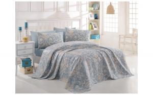 Cuvertura de pat,100%bumbac, 200x235cm,